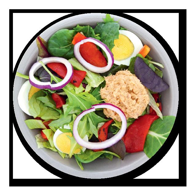 Lettuce Tuna Salad