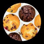 Gourmet-Muffin