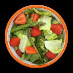 Rucola Asparagus Salad